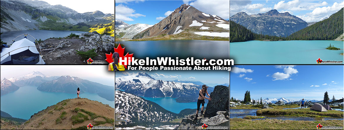 Whistler Hiking Trail Info at HikeInWhistler.com