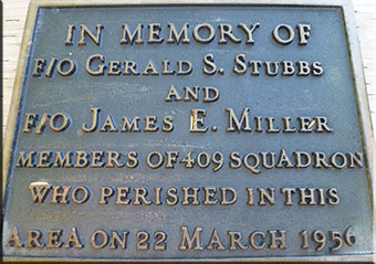 The Stubbs Miller Memorial