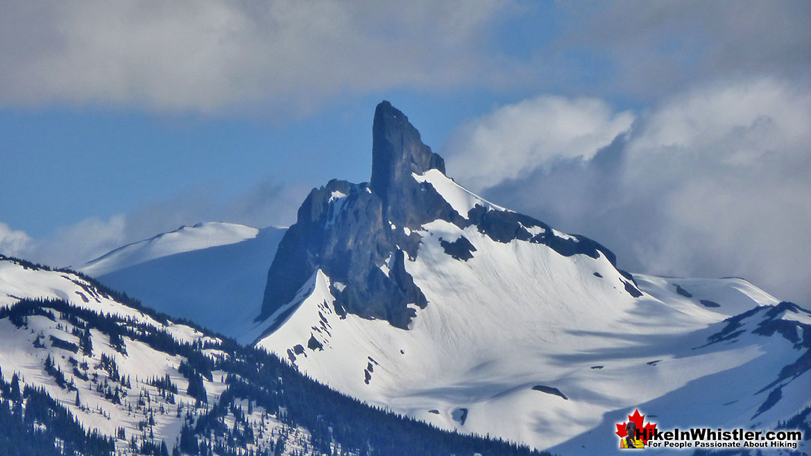 Black Tusk from Whistler Mountain