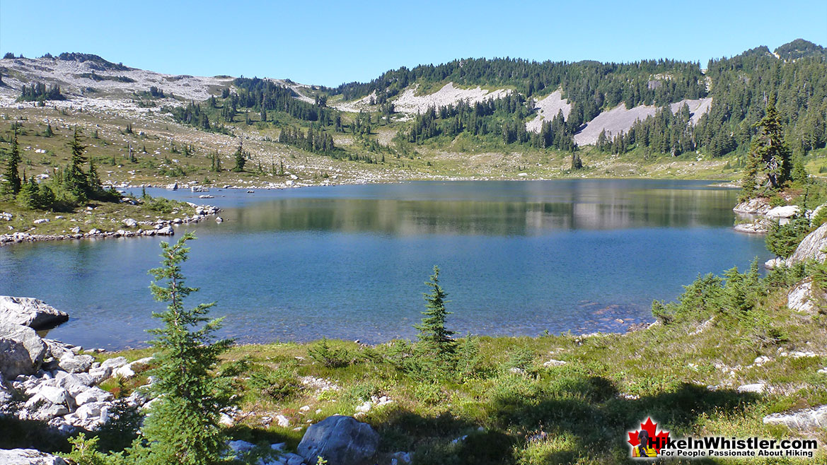 Brew Lake Hike in Whistler