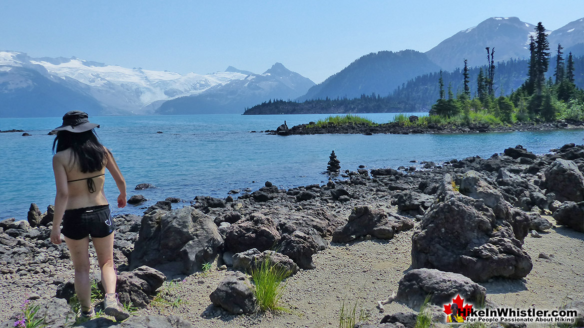 Garibaldi Lake Hike in Whistler