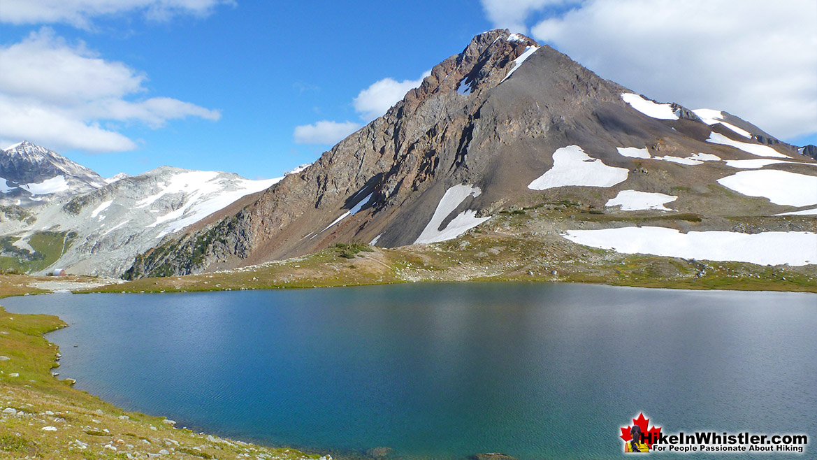 Russet Lake Hike in Whistler